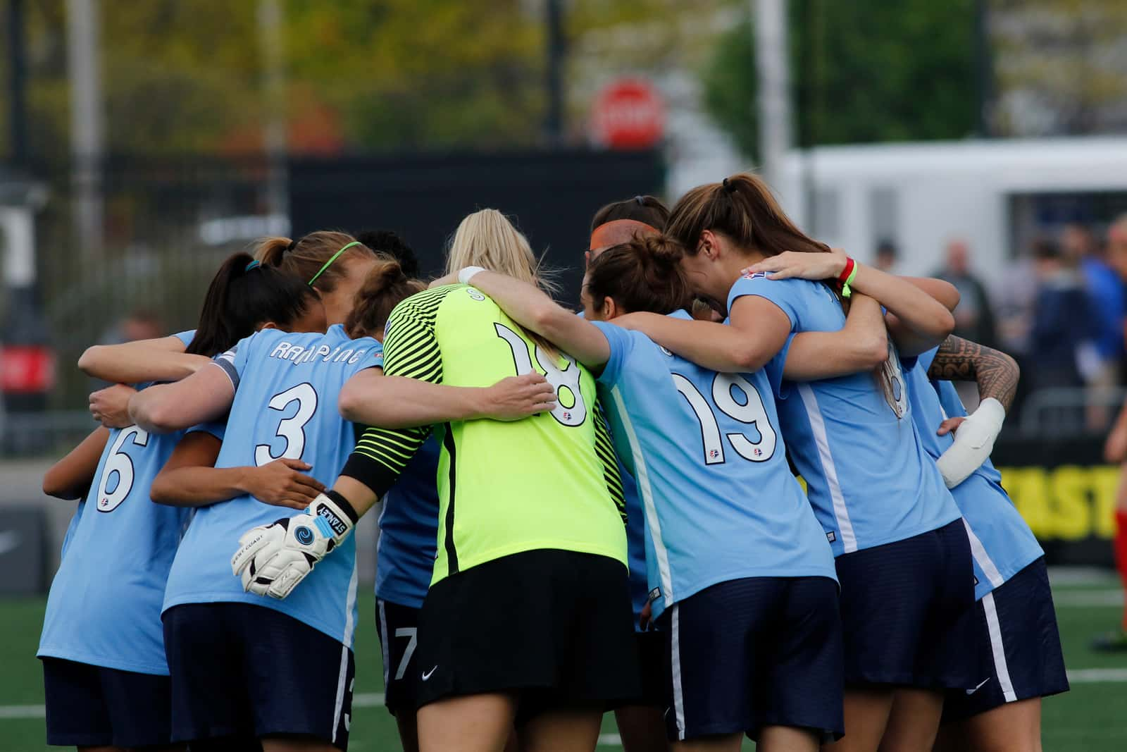 Sky Blue FC Exercises 2017 Player Options