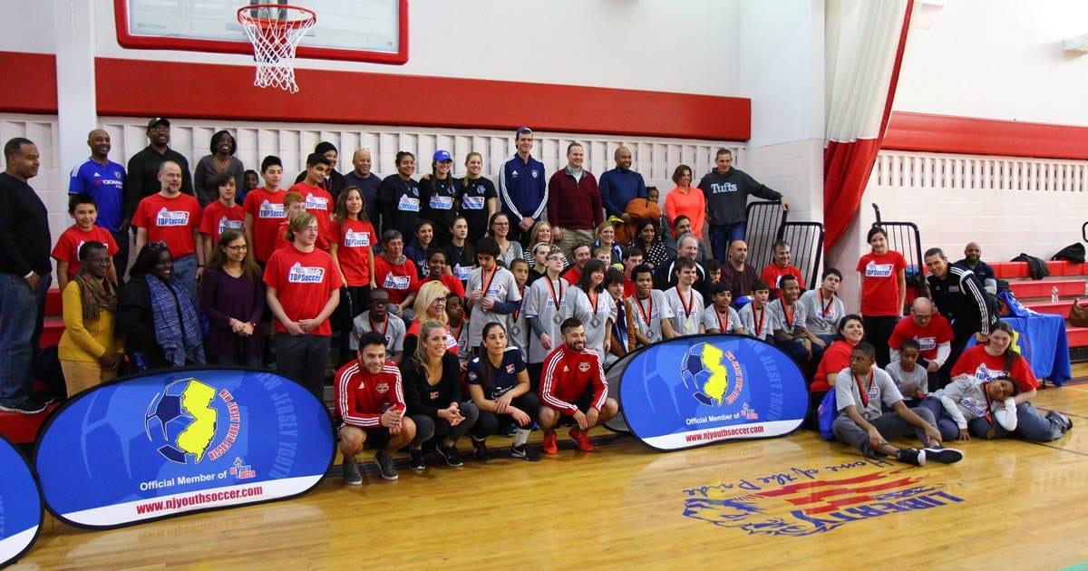 NJ Youth Soccer   TOPS Soccer
