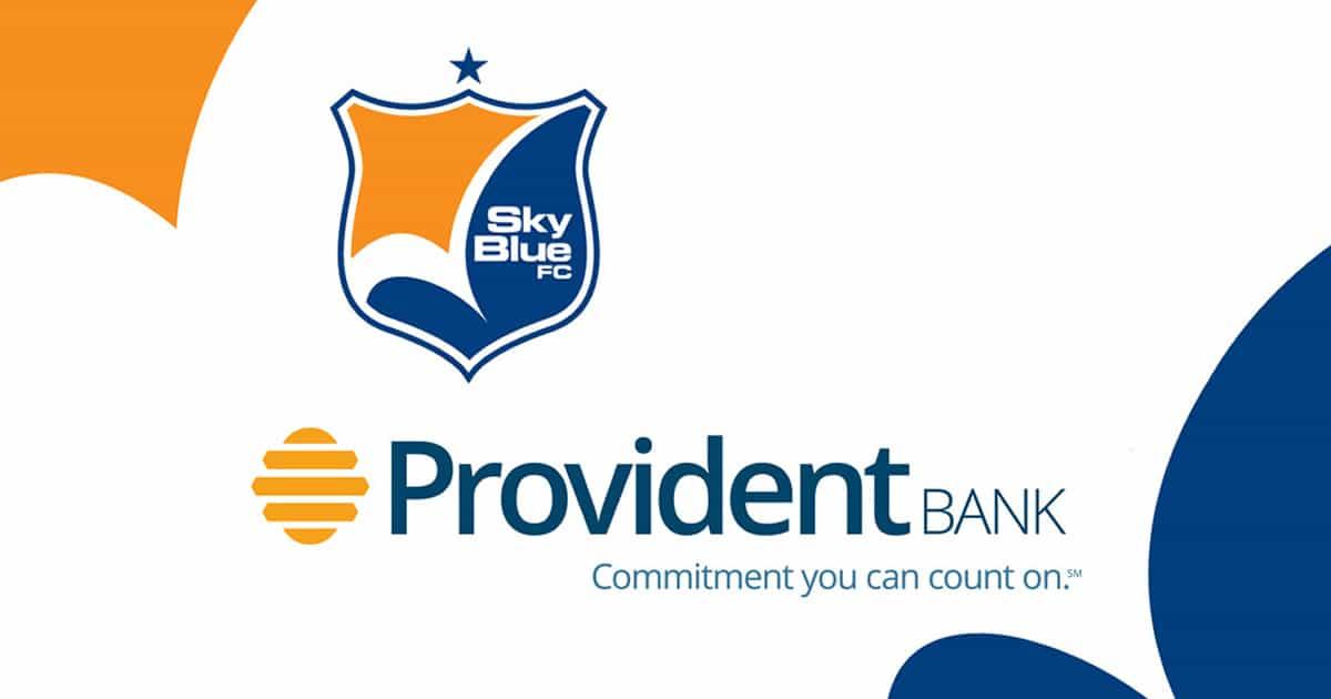 Sky Blue FC   Provident Bank
