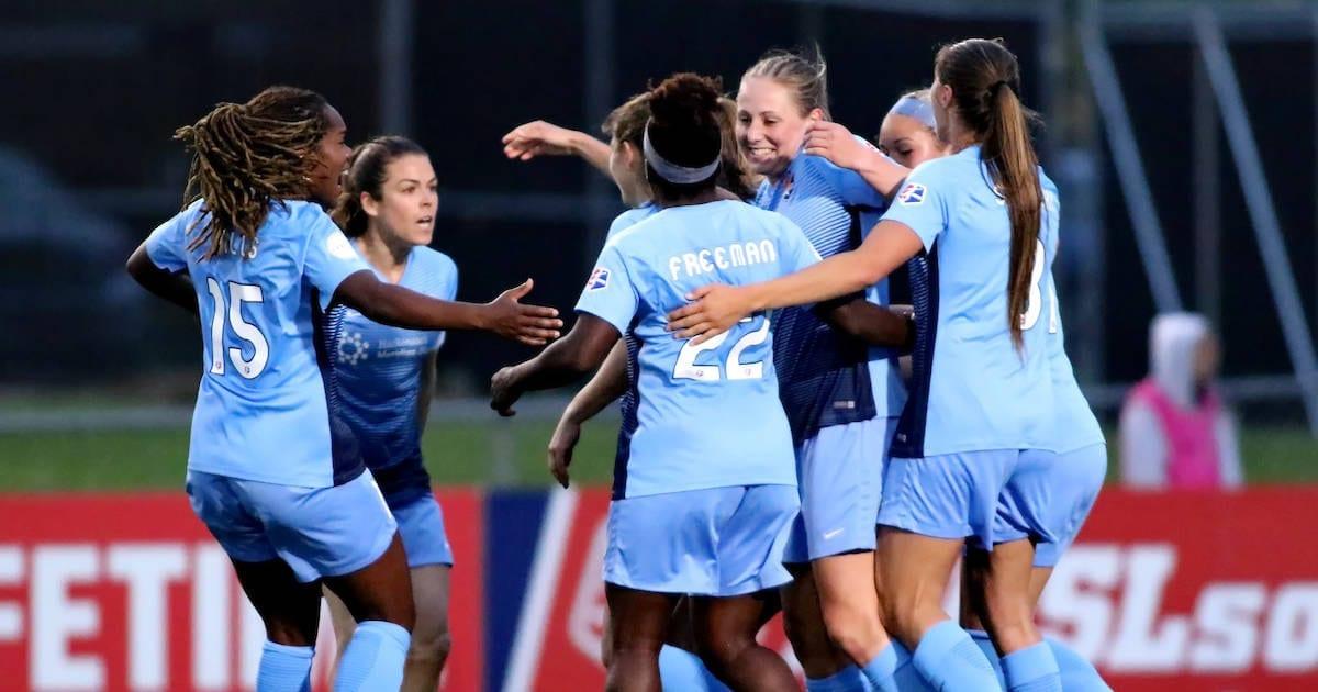 Sky Blue FC   National Women's Soccer League