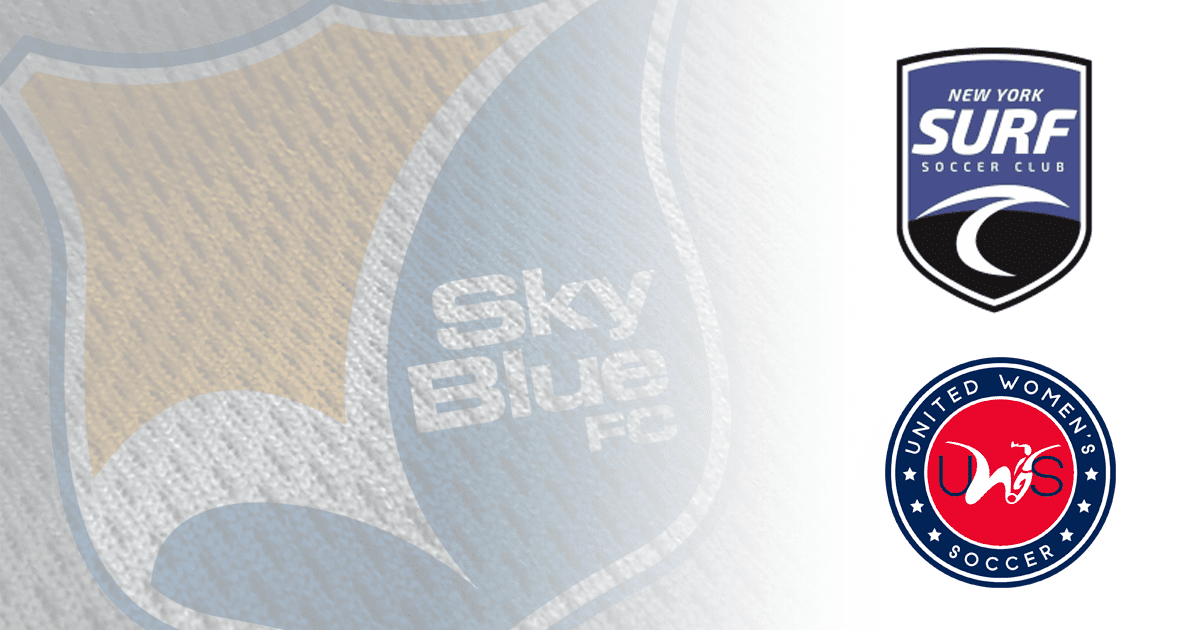 Sky Blue FC | New York Surf Soccer Club