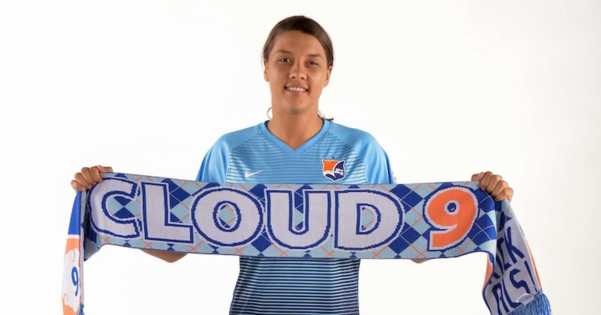 Sam Kerr | Sky Blue FC