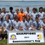NJ Youth Soccer Crowns U15 and U16 Commissioner's Cup Champions