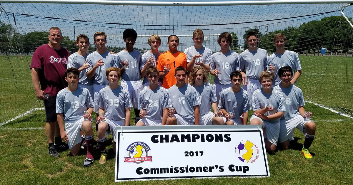 Beachwood Warriors | NJ Youth Soccer Commissioner's Cup Champions