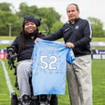 Eric LeGrand's A Walk to Believe | Sky Blue FC Diary 020