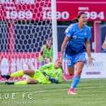 Sam Kerr Named NWSL Player of the Month for Second Consecutive Month