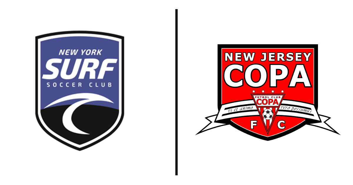 New York Surf | New Jersey Copa FC