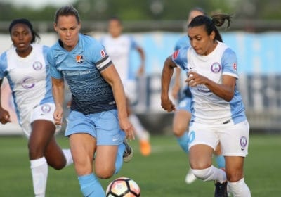 Sky Blue FC Heads to Orlando to Decide Season Series with Pride
