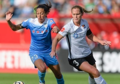 Sky Blue FC Unable to Hold Off Red Stars