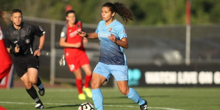 Raquel Rodriguez Goal Confirmed as Fastest in NWSL History