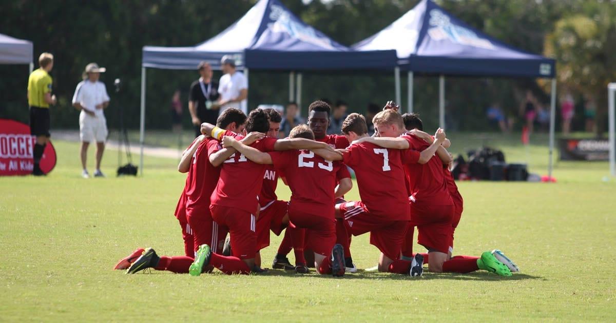 Ocean Spartans | NJ Youth Soccer