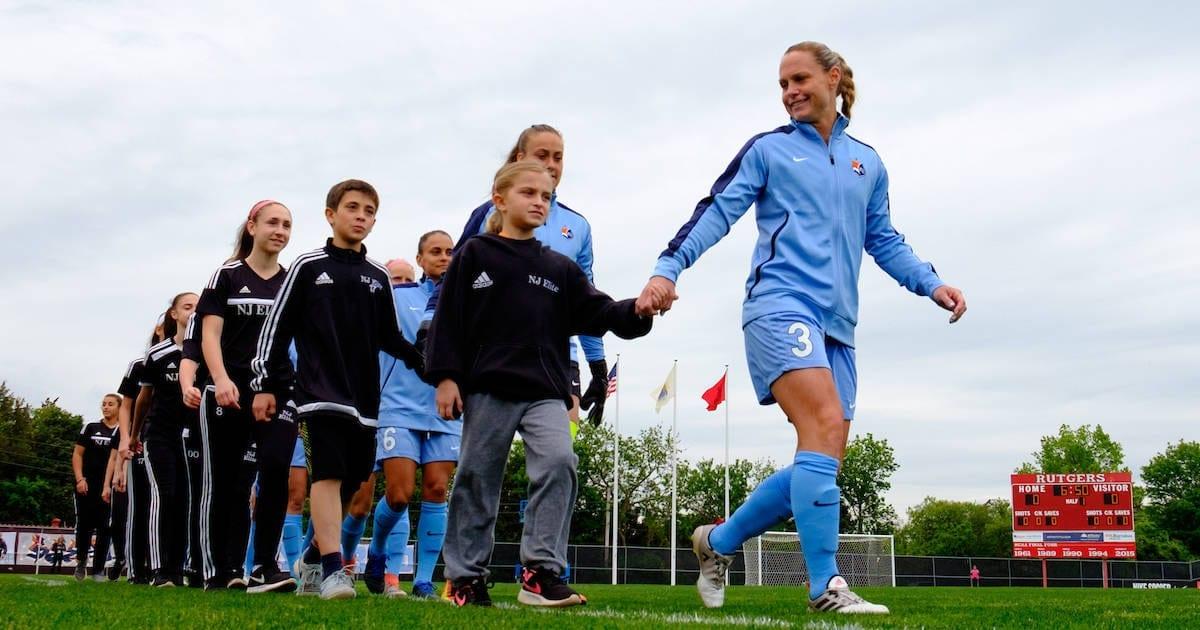Christie Pearce | Sky Blue FC