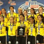 Three Teams Represent New Jersey at USYS National Championship Series Finals
