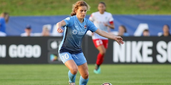 Daphne Corboz Receives First Call-Up to France Women's National Team