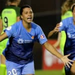 Sam Kerr Scores Four Goals in Second Half to Lift Sky Blue FC to 5-4 Win