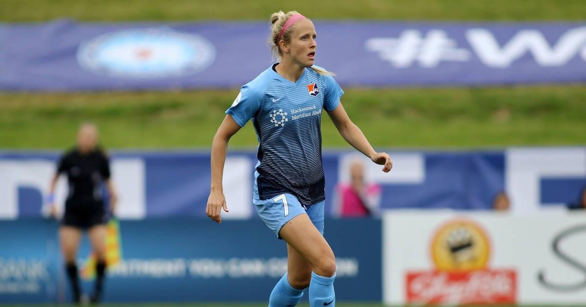 Nikki Stanton | Sky Blue FC