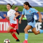 Sam Kerr Named to 2017 NWSL Best XI