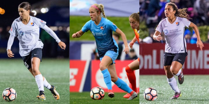 Sky Blue FC Trio Set to Play in Australia with Perth Glory