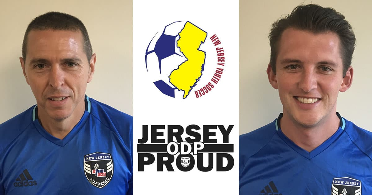 Lou Mignone | Brendan Murphy | New Jersey ODP