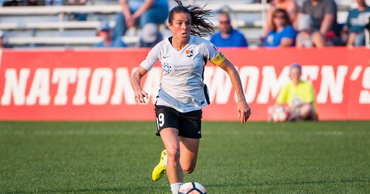 Kelley O'Hara | Sky Blue FC