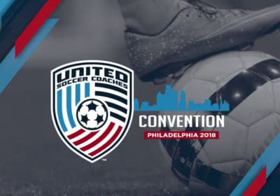 NJ Youth Soccer Proudly Supporting 2018 United Soccer Coaches Convention