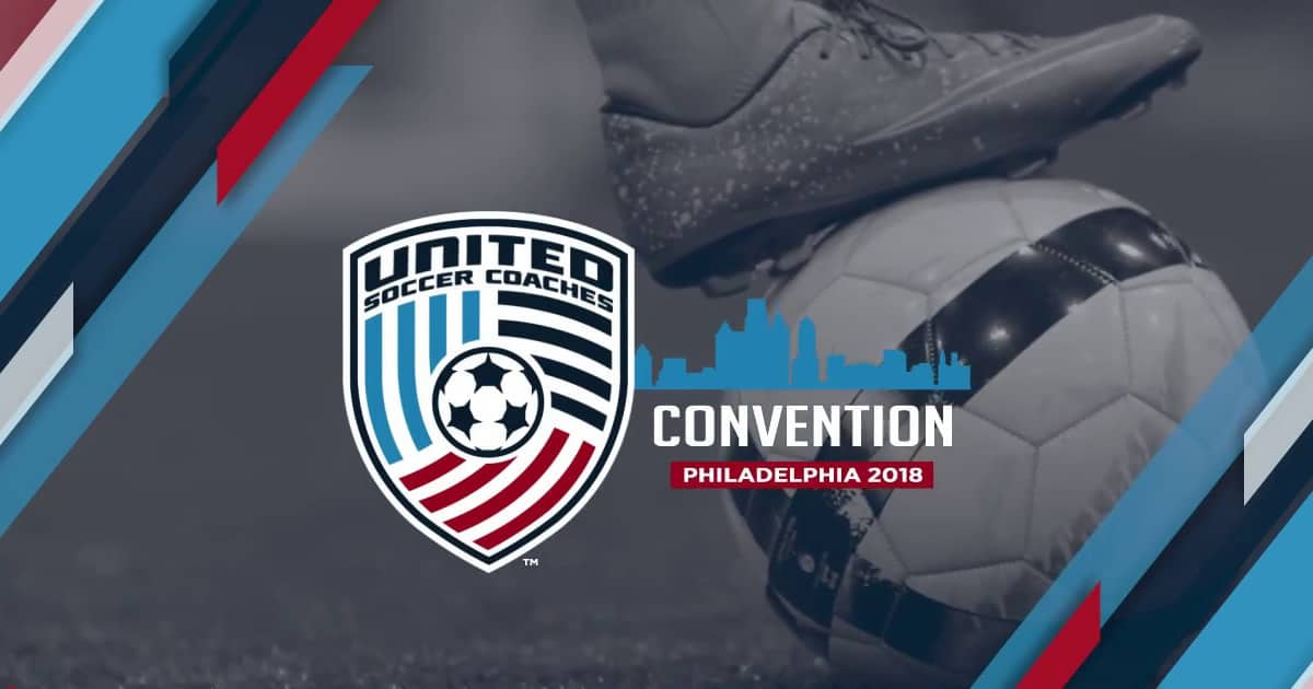 2018 United Soccer Coaches Convention