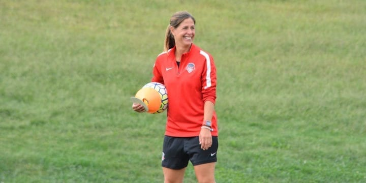 Denise Reddy Named Sky Blue FC Head Coach