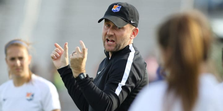 David Hodgson Returning to Sky Blue FC Coaching Staff