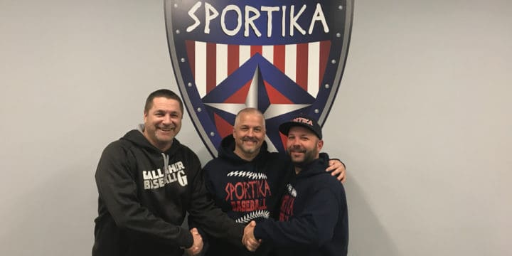 Sportika and Gallagher Baseball Merge Programs