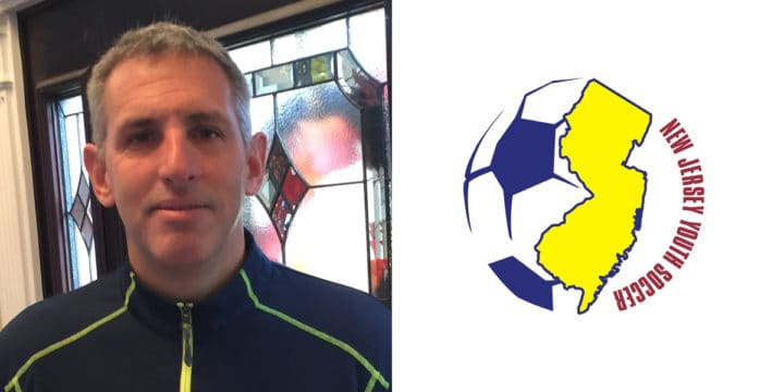 NJ Youth Soccer Welcomes Vinny Farina to Staff