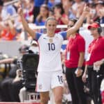 Carli Lloyd to Deliver Keynote Address at NJYS Awards Dinner