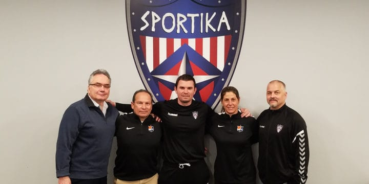 Sky Blue FC and Sportika Sports Announce Partnership